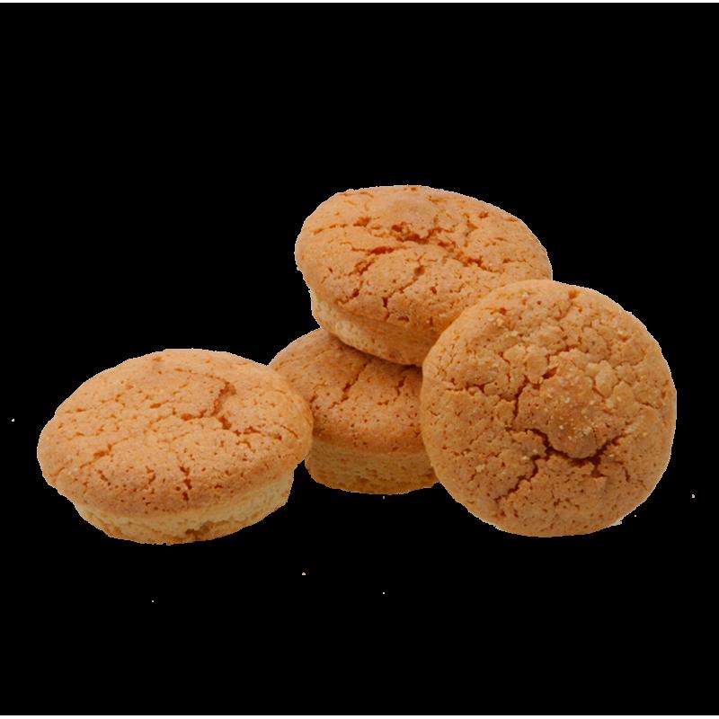 Macarons Bio amande & citron - 450g