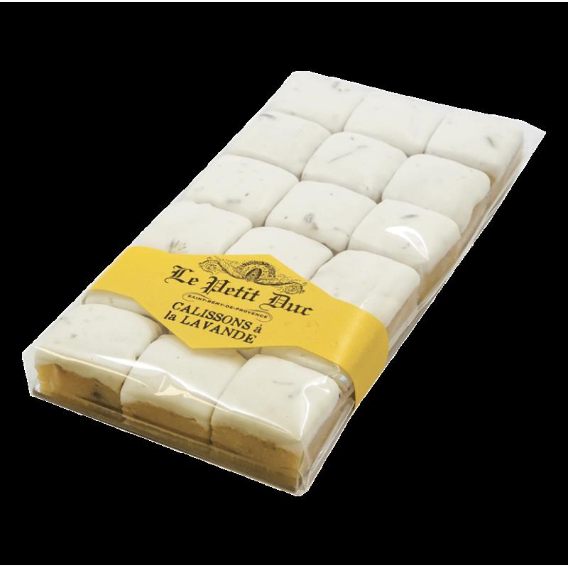 Tablette de Calissons à la lavande