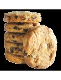 Fig & hazelnut cookies