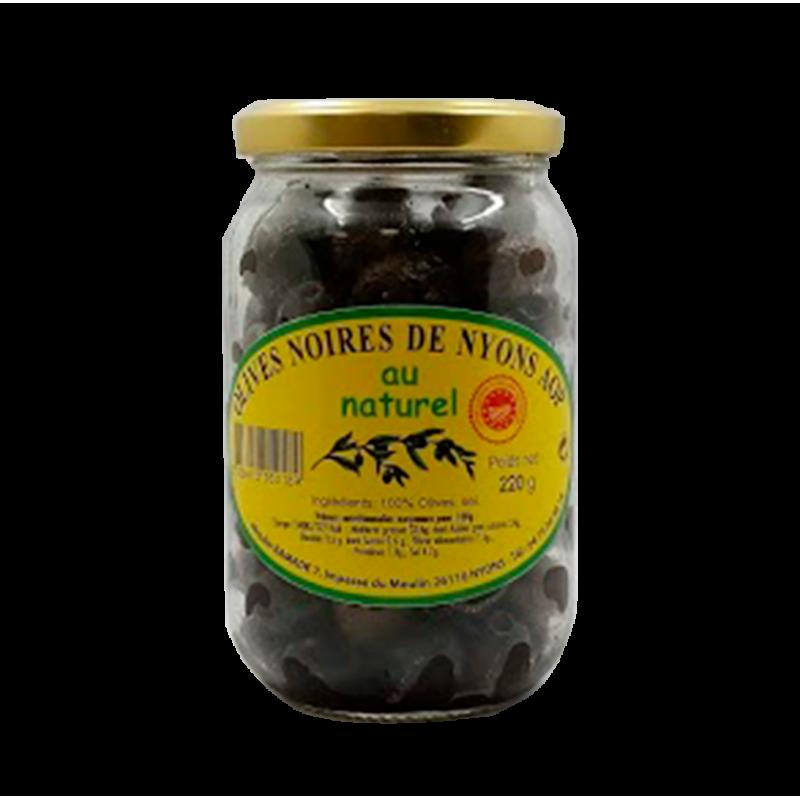 Olives de Nyons AOP