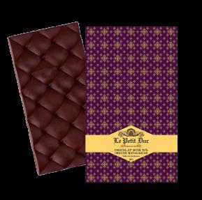 Chocolat noir 70% origine Madagascar