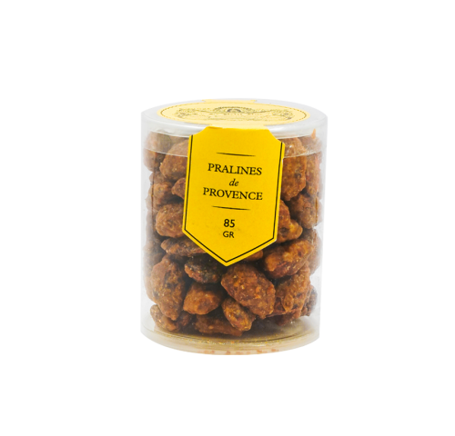Caramelized almonds from Provence