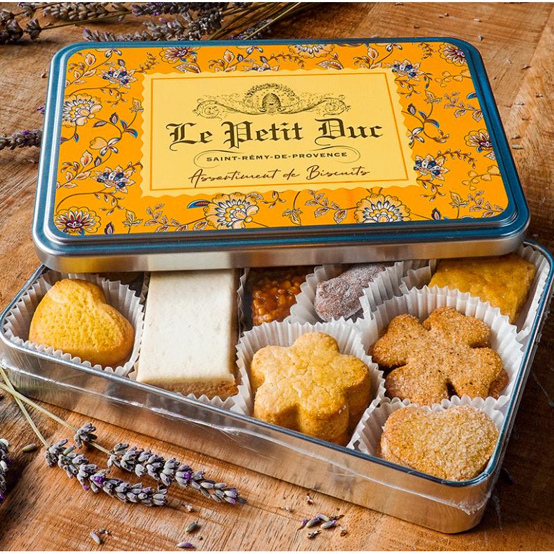 Boîte Assortiment de biscuits