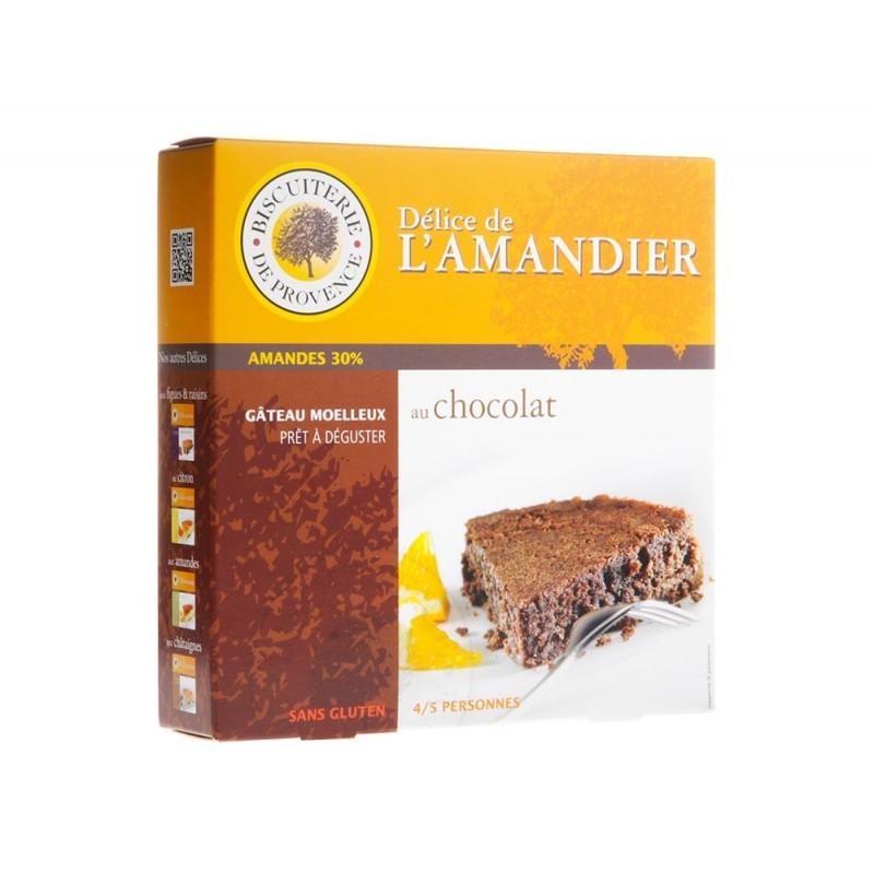 Délice de l'Amandier chocolat